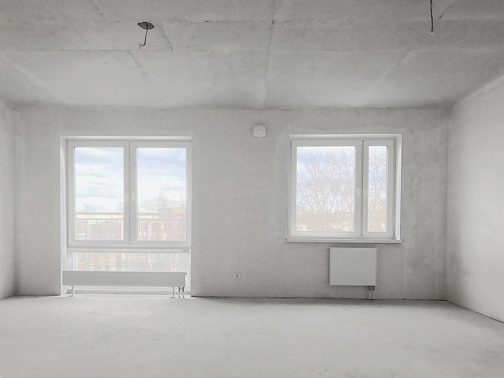 Пример подготовки квартиры под «чистовую» отделку